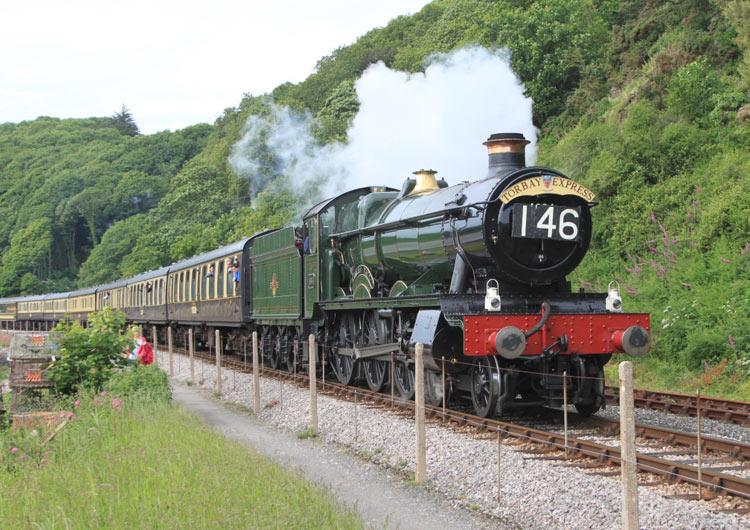 Torbay Steam Railway