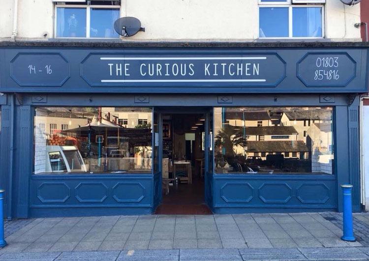 Curious Kitchen