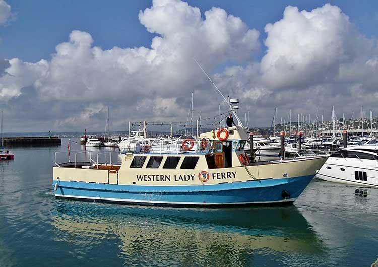 Western Lady Ferry to Torquay