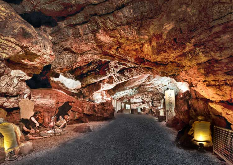 Kents Cavern Devon England